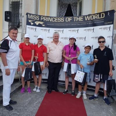 2016 25. 6. Miss princess Golf