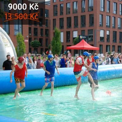 Vodní fotbal