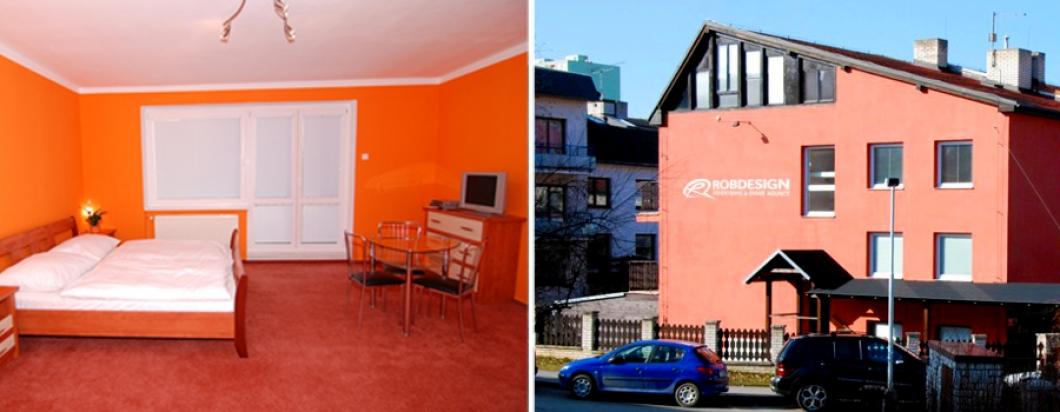 Apartmány Praha Chodov